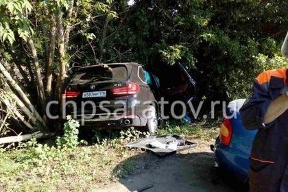 В РПЦ отказались отвечать за смертельное ДТП с участием BMW священника