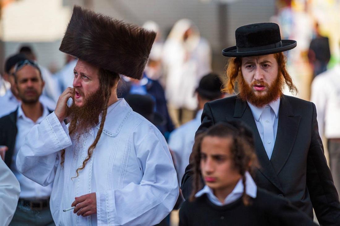 Ортодоксальные иудеи