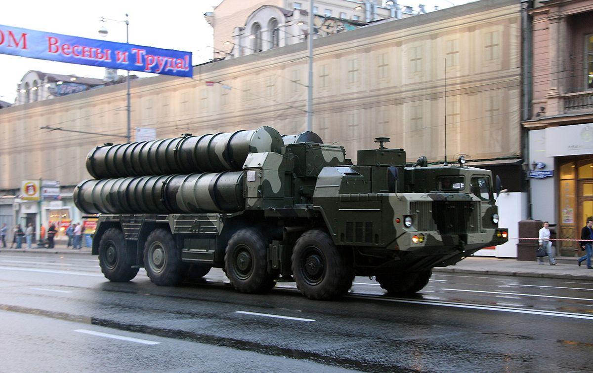 Стали известны детали отправки С-300 в Сирию