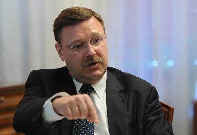 Косачев: В Москве обеспокоены американской поддержкой Израиля