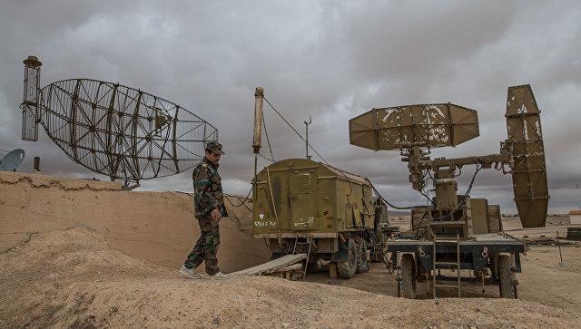 Сирийские ПВО отразили израильское нападение