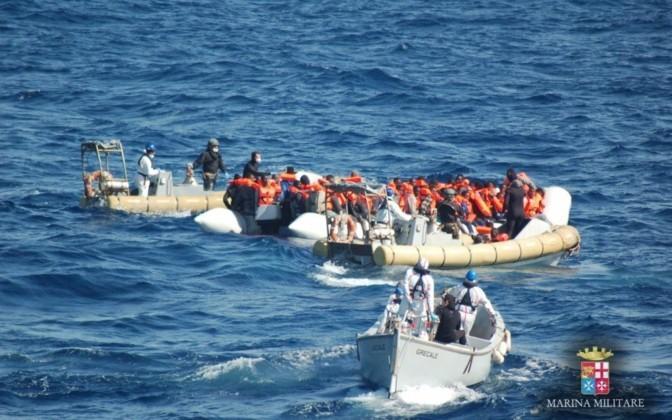 Марокканские силовики расстреляли плывшее в Испанию судно с беженцами