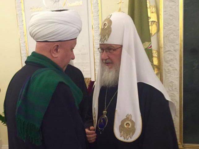 Мусульмане обратились к главе минобороны и патриарху с просьбой поддержать строительство мечети