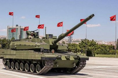 Турция стягивает военные силы к сирийской границе перед масштабной операцией