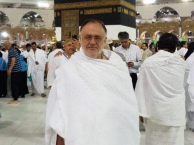Али Полосин: Я пережил очень сильный духовный подъем и радость, сравнимые только с моментом принятия ислама
