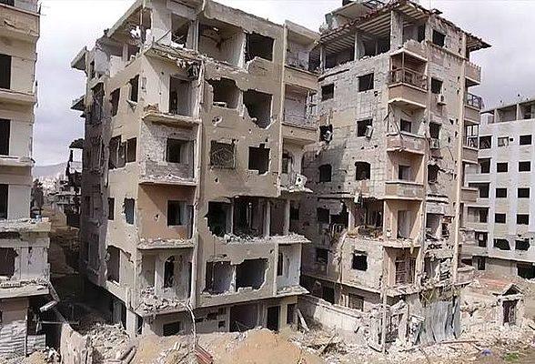 В освобожденную от террористов Восточную Гуту вернулись более 70 тыс жителей