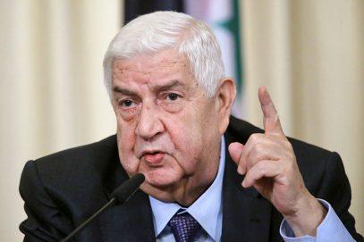 Глава МИД заявил о готовности отвоевать оккупированные Израилем земли