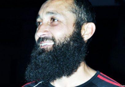 Футболиста борода довела до тюрьмы