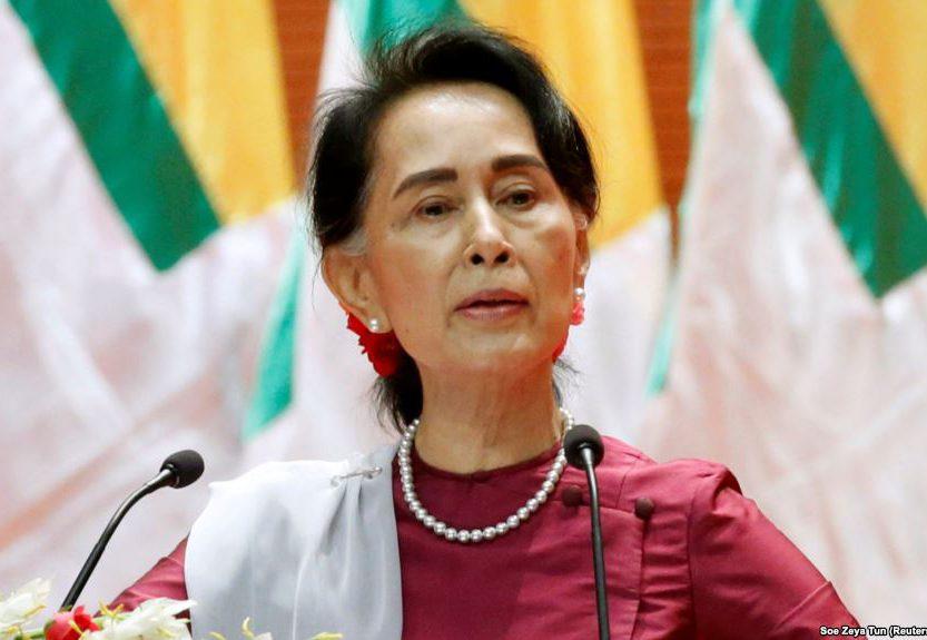 Канада наказала лидера Мьянмы за геноцид мусульман-рохинья