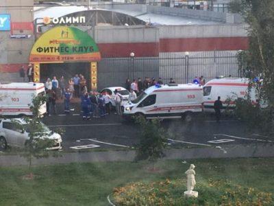 Уроженец Киргизии на машине раздавил своих земляков возле халяльного кафе в Москве