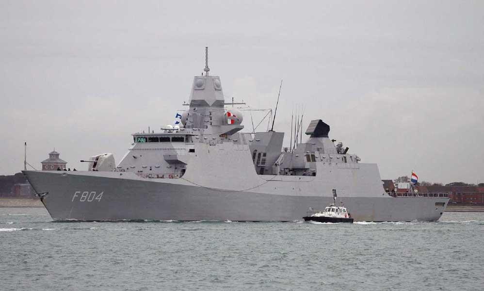 НАТО стягивает корабли к берегам Сирии