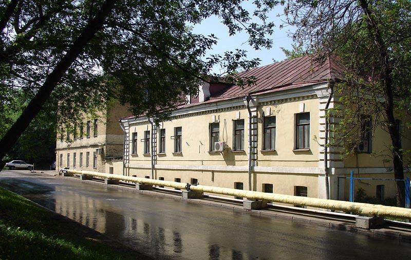 Мусульманский центр ДСМР в Москве