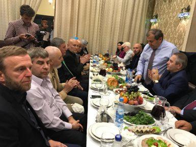 В Москве прошел вечер памяти Орхана Джемаля (ВИДЕО)
