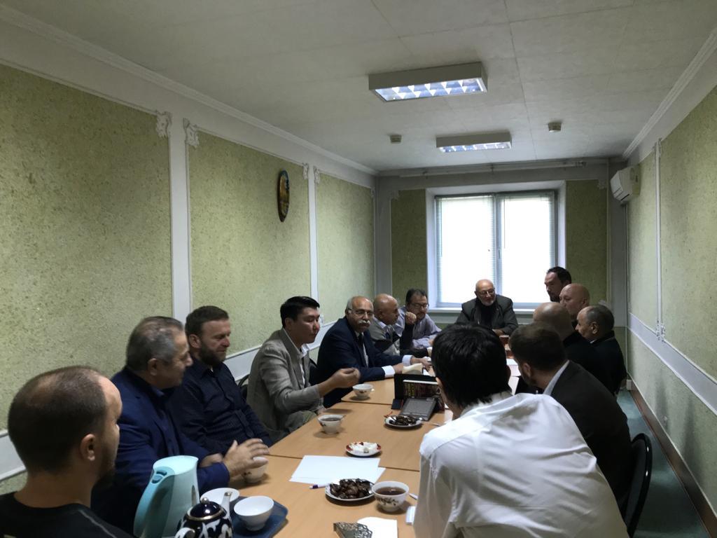 В Москве обсудили меры по сохранению языков народов России