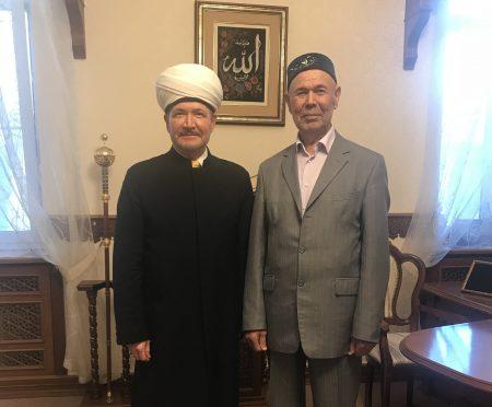 Глава СМР Гайнутдин и муфтий Нигматуллин обсудили положение дел перед выборами главы ДУМ РБ