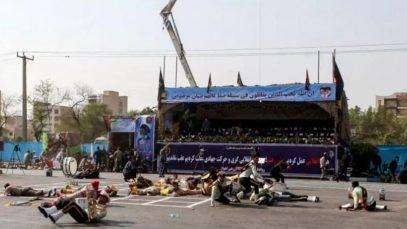 Иран обещает наказать США за терроризм