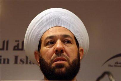 Муфтий Сирии отсоветовал российским мусульманам слепо верить имамам