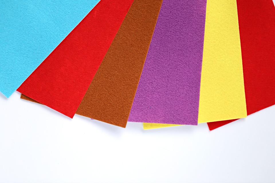 Плюсы и особенности использования такой ткани как фетр
