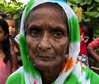 103-летнюю мусульманку собираются депортировать в чужую страну