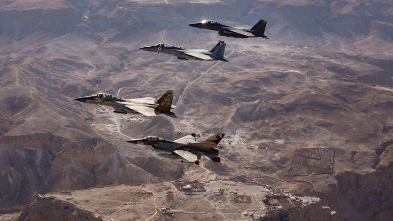 Израиль атаковал район расположения российской базы в Сирии