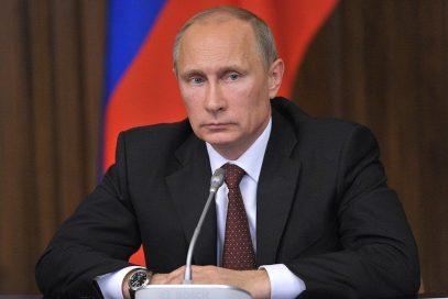Путин прокомментировал крушение Ил-20 во время израильского налета