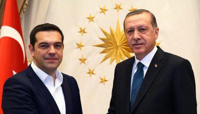 Эрдоган провел с премьером Греции прорывную встречу и позвал в Турцию
