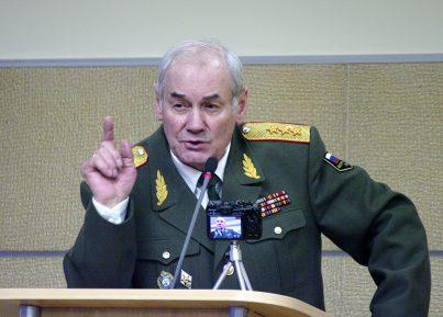 Генерал Ивашов: аморальность Израиля лечится военной силой