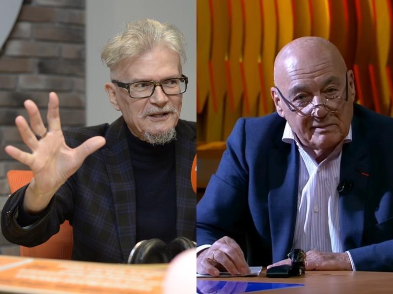 Лимонов предрекает кончину Познера