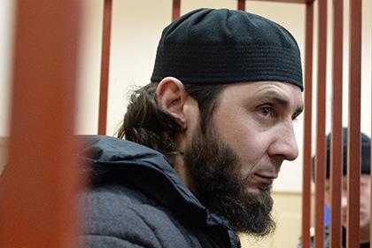 Тюремщики объяснили перевод Заура Дадаева в другую колонию