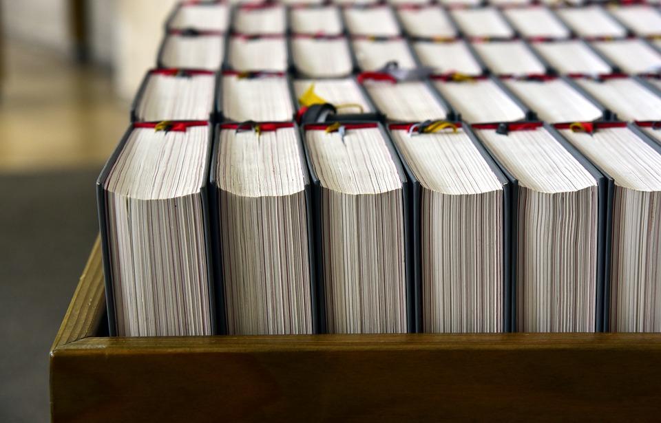 Об особенностях изготовления переплетов для книг