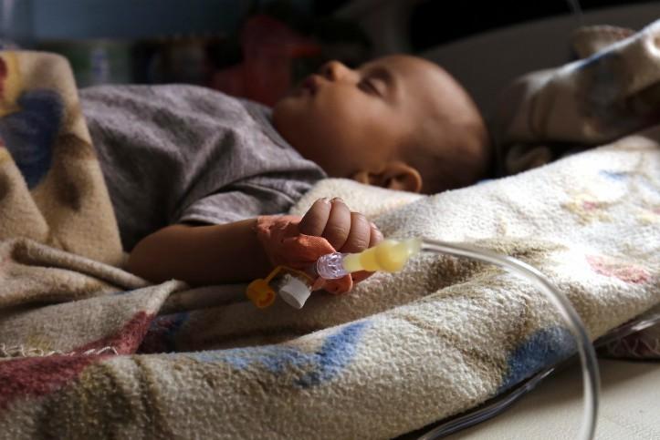 Саудовская Аравия навлекла на себя холеру войной в Йемене