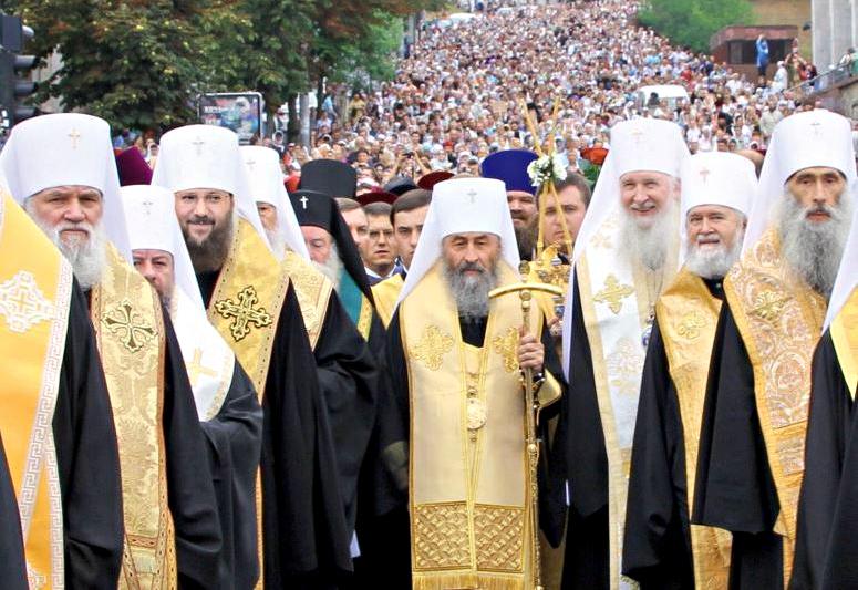 Украину объявили православным рекордсменом