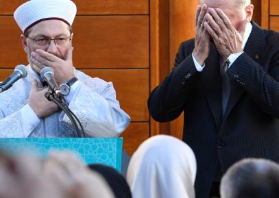 Эрдоган вспомнил о Месуте Озиле, открывая мечеть в Германии