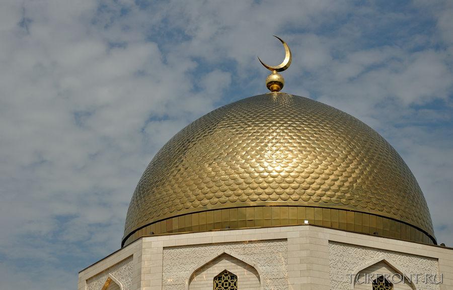Парк Минобороны предложили украсить мечетью