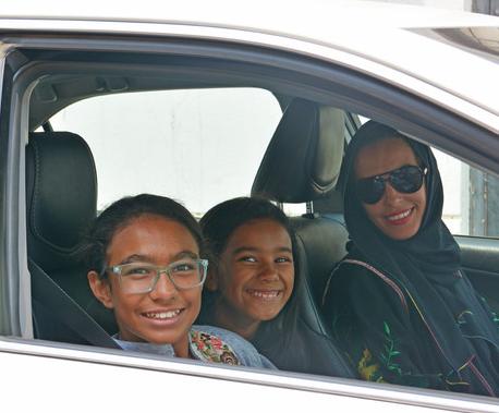 Каким бывает простое женское счастье в Саудовской Аравии