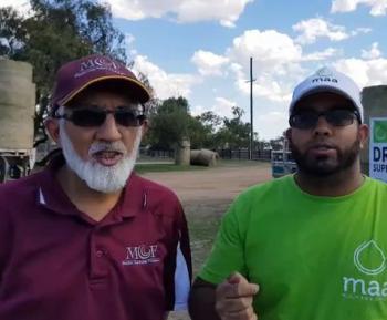 Мусульмане Австралии сделали удивительный подарок своей стране