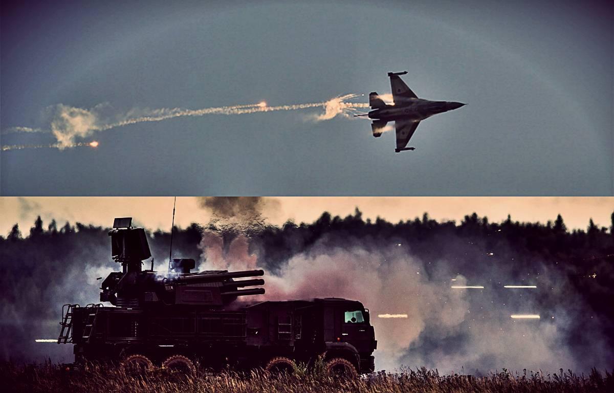 Вертолеты и самолеты ВВС Израиля выпустили по Газе около сотни ракет