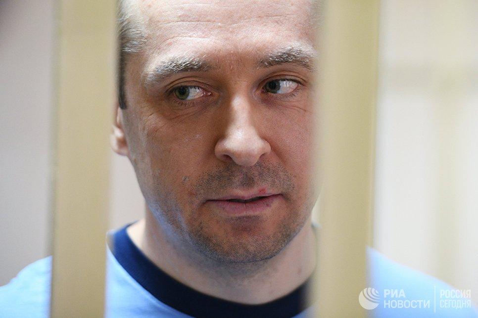 Полковник Захарченко. Фото: РИА Новости