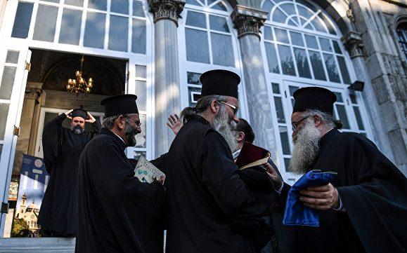 Турецкая церковь обратилась в прокуратуру из-за конфликта РПЦ и Константинополя