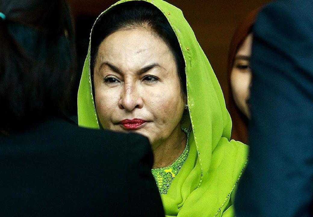 Арабские ювелиры хотят засудить жену экс-премьера Малайзии