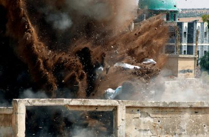 Американские силовики объяснили уничтожение мечети в Дейр-эз-Зоре