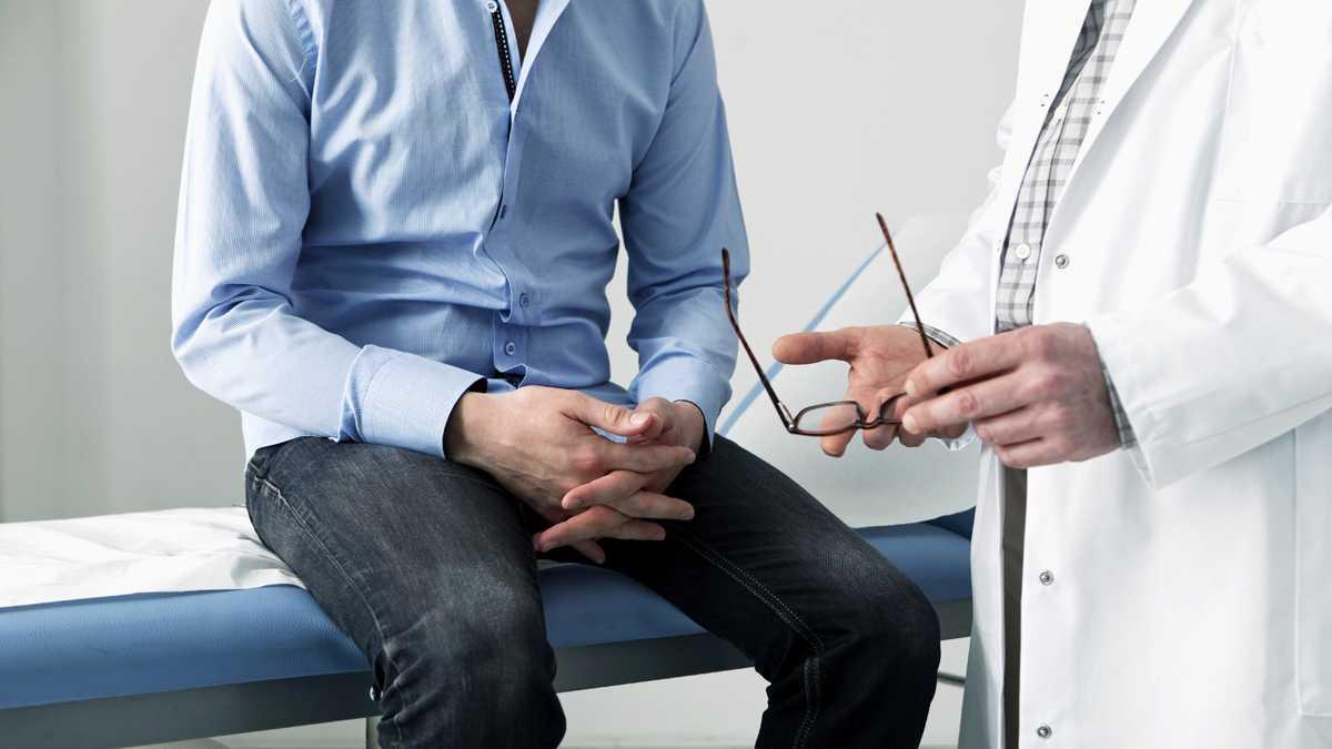 Мужское бесплодие становится все более распространенным