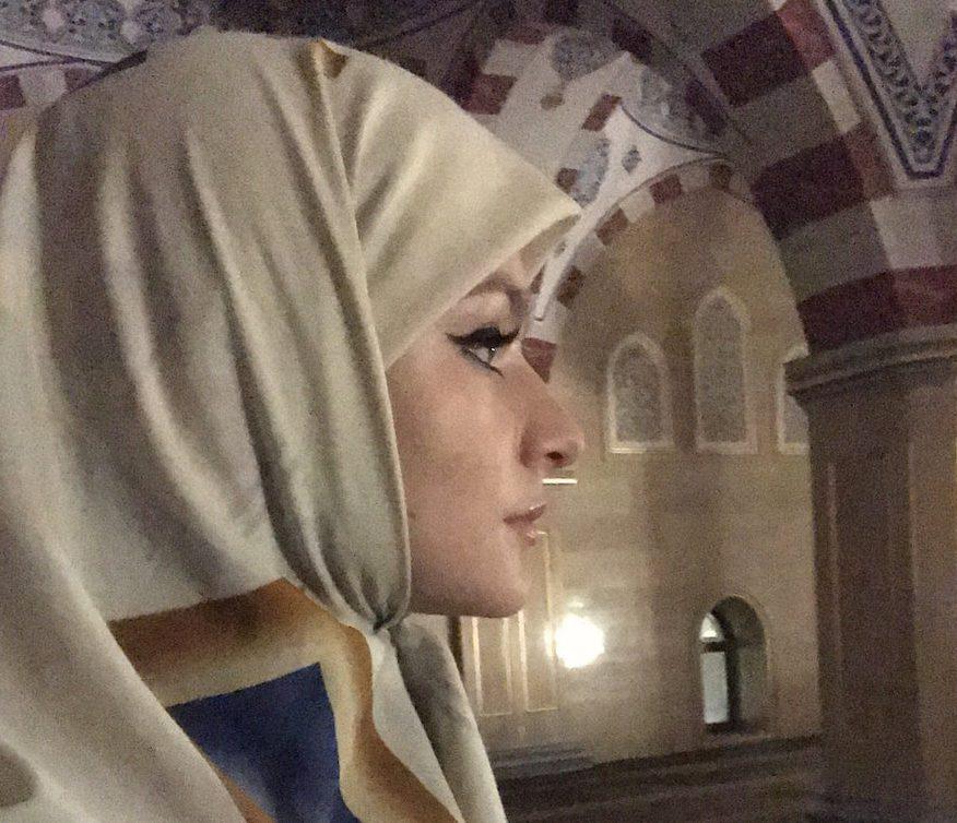 Дочь Пескова заявила, что не прочь выйти замуж за мусульманина