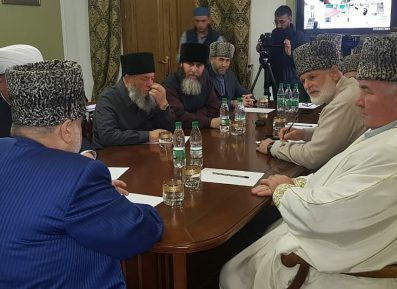 Ситуация в Ингушетии: муфтии Кавказа обратились к умме и персонально к коллеге Хамхоеву