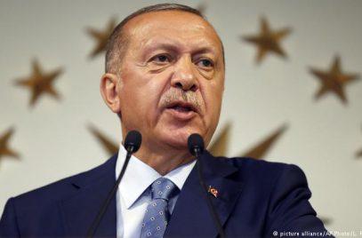 Эрдоган пригрозил Евросоюзу референдумом