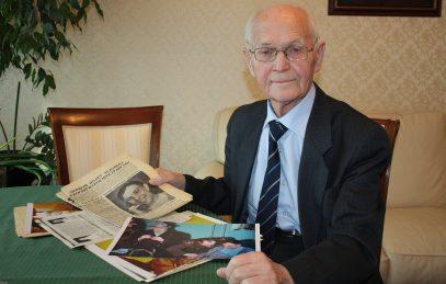 Скончался Махмуд Рафиков, главный документалист советской истории