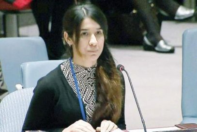 Рабыне ИГИЛ присудили Нобелевскую премию