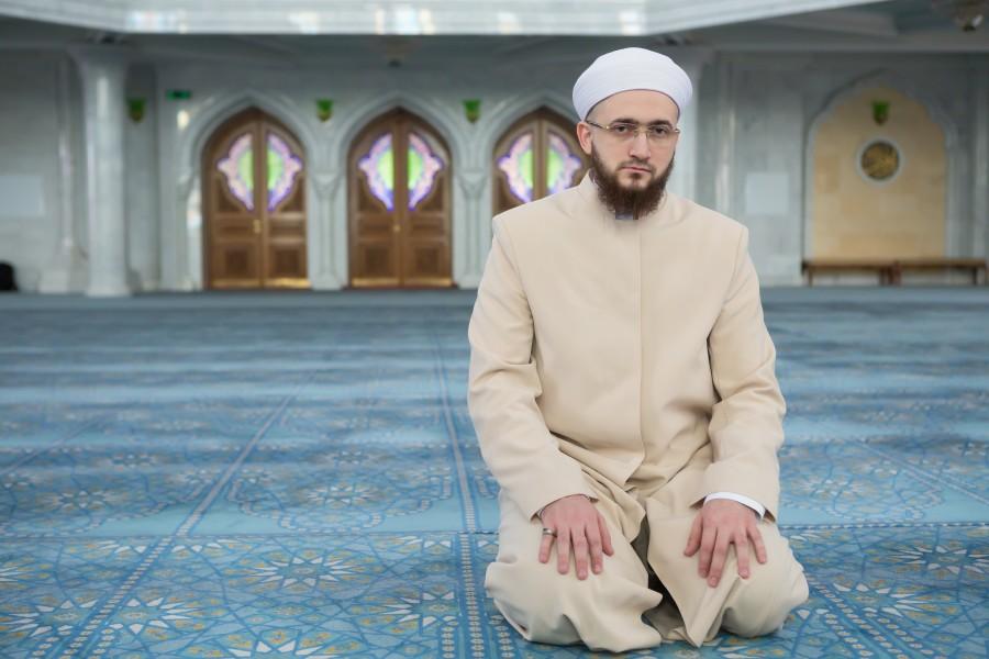 Муфтий Самигуллин выступил с призывом к властям Китая из-за мусульман