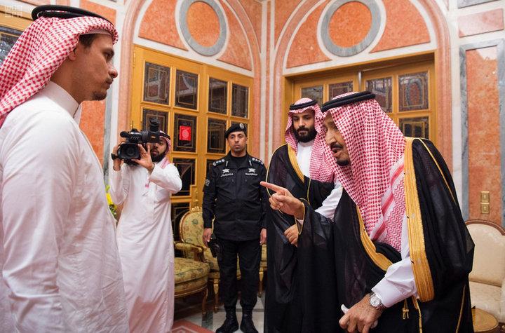 Сын Хашогджи экстренно покинул Саудовскую Аравию – СМИ