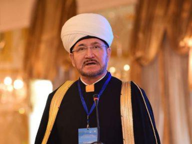 """Муфтий Гайнутдин рассказал о перегибах """"властных структур"""" в отношении мусульманской литературы"""